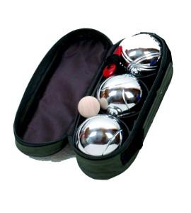 Petanqueballen Standaard Set van 3