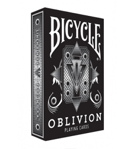 Pokerkaarten Bicycle Oblivion White