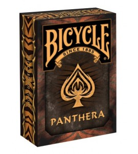 Pokerkaarten Bicycle Panthera