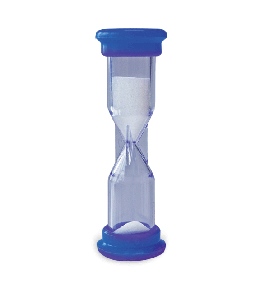Zandloper 1 minuut