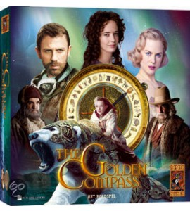 Golden Compass Bordspel