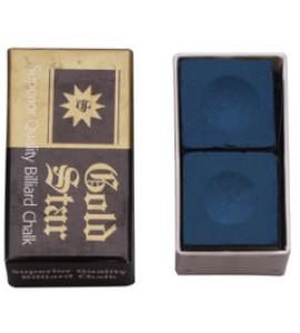 Krijt Gold Star Blauw doos/2st