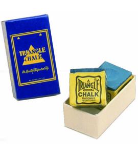 Krijt Triangle Blauw doos/2st