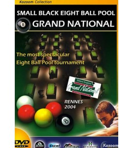 DVD Grand National 8 Pool