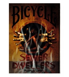 Pokerkaarten Bicycle Sewer Dwellers *Limited Edition*