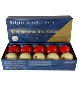 Ballenset Golfbiljart Super Aramith Pro-Cup