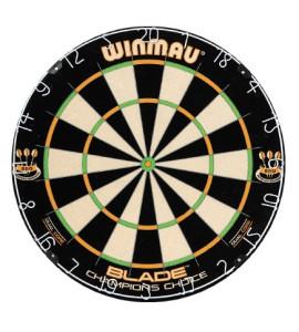 Dartbord Winmau Blade 4 Champions Choice Dual Core