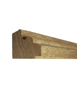 Houten Basislatten voor Vierkant rubbers SET