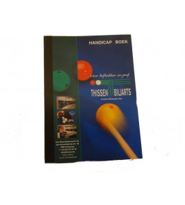 Handicap Boek breed model