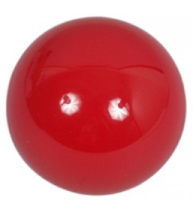 Bal Snooker los 52,4mm rood