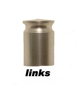 Top Golfbiljart Aluminium Links
