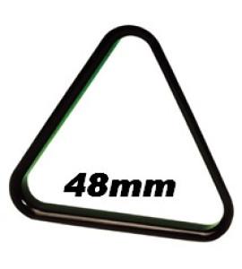 Driehoek voor Snooker 48mm