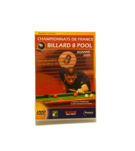DVD Billard 8 Pool Roanne 2005