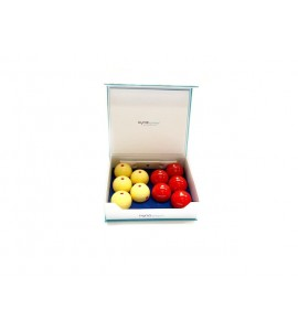 Ballen Set Dynaspheres Golfbiljart Gold