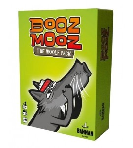 Drankspel Booz Mooz - The Woolf Pack