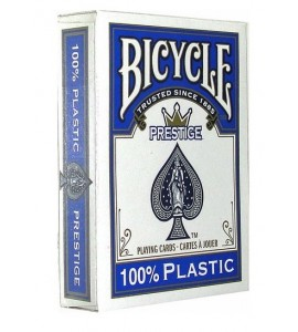Pokerkaarten Bicycle Prestige Blauw