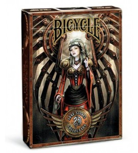 Pokerkaarten Bicycle Steampunk Anne Stokes