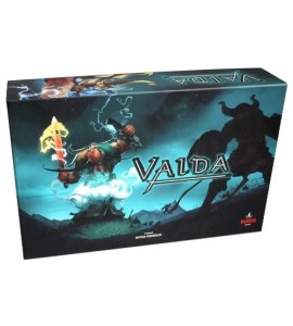 Board Game Valda - Race of the Gods