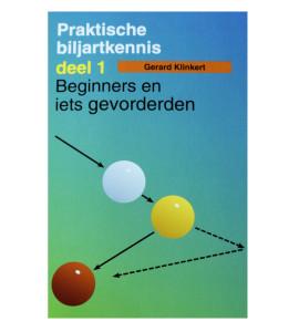 Boek Praktische Biljartkennis Deel 1 - Gerard Klinkert