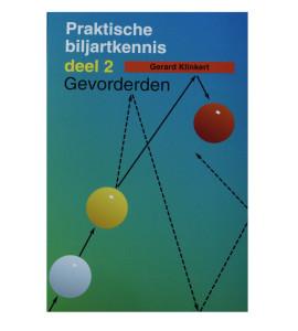 Boek Praktische Biljartkennis Deel 2 - Gerard Klinkert