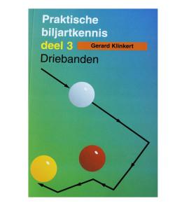 Boek Praktische Biljartkennis Deel 3 - Gerard Klinkert