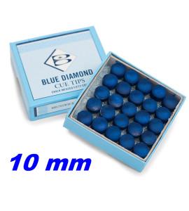 Pomerans Brunswick Blauw 10mm/50 stuks