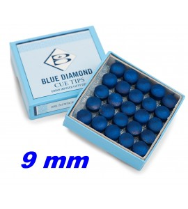 Pomerans Brunswick Blauw 9mm/50 stuks