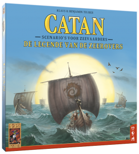 Catan: Legende van de Zeerovers