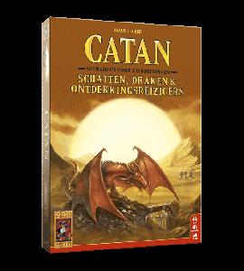Kolonisten Van Catan Uitbreiding: Schatten, Draken & Ontdekkingsreizigers