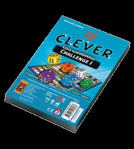 Clever - Extra scoreblokken Challenge I