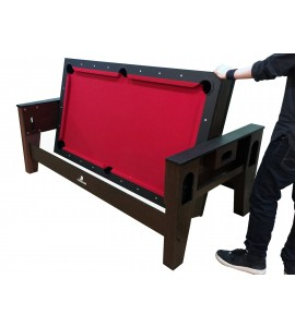 Combi Pool-Airhockey Reverso 6ft