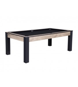 Combi Pooltafel Brooklyn 7ft + afdekplaat