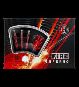 Darts Harrows Fire Inferno 90% Tungsten