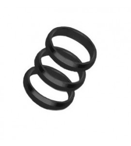 Harrows Supergrip spare rings - aluminium