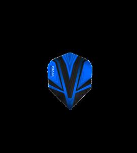Dart Veer Harrows Vivid Blauw