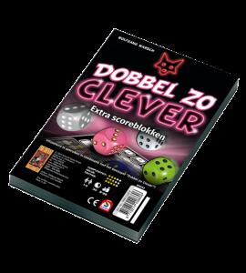 Dobbel zo Clever - Extra scoreblokken