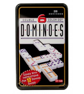 Domino Double Six 28 st.
