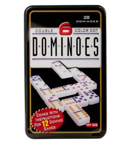 Domino Double Six 28 st.
