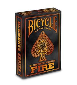 Pokerkaarten Bicycle Fire
