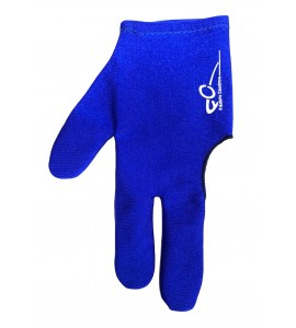 Handschoen F.Caudron Blauw - Linkerhand