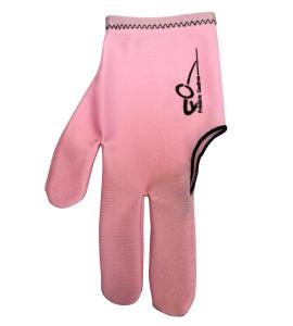 Handschoen F.Caudron Roze - Linkerhand