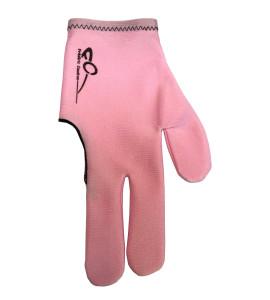 Handschoen F.Caudron Roze - Rechterhand