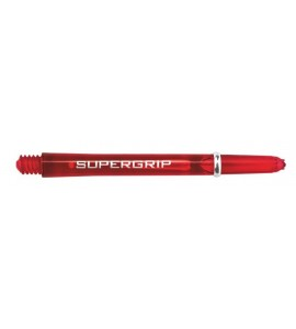 Shaft Harrows Supergrip Medium - rood