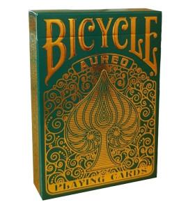 Pokerkaarten Bicycle Aureo