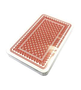 Kaartspel Carlton 32 kaarten Piket - frans - rood