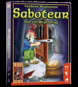Kaartspel 999 Saboteur: De Uitbreiding