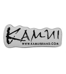 Kamui Promotie Badge - wit