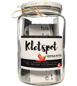 Kletspot - Extra Pittig 18+