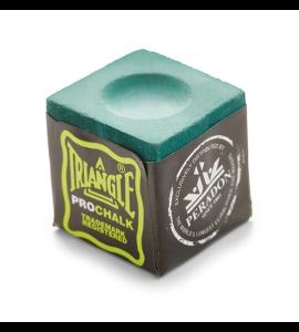 Krijt Triangle Pro-Chalk Donkergroen