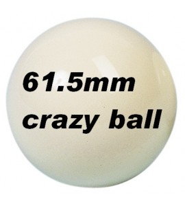 Ballen - Los 61,5mm CRAZY wit